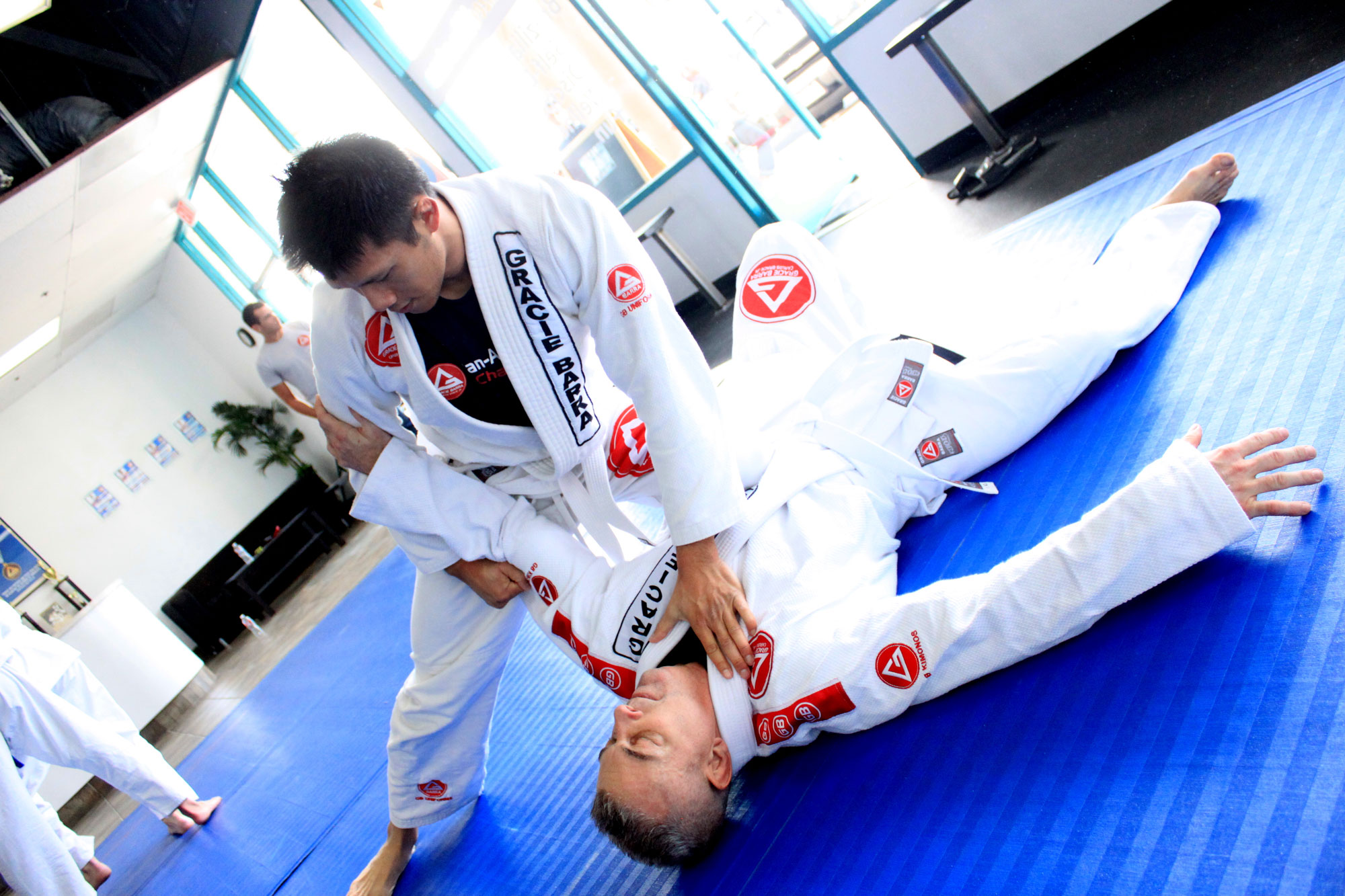 Jiu-jitsu self defense classes in burnaby